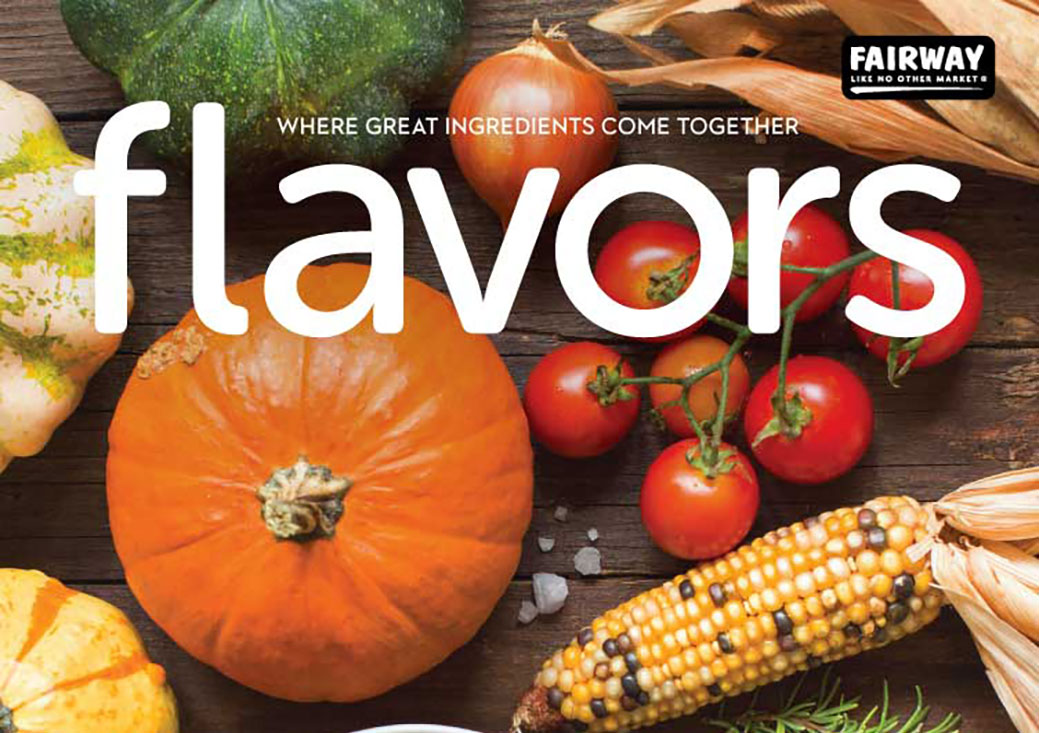 Fairway Market Flavors Fall/Winter 2016 Magazine