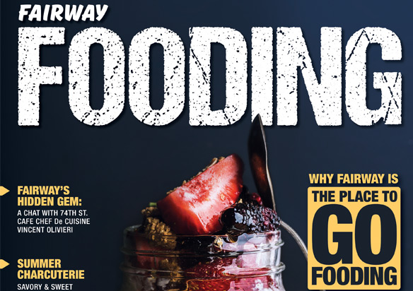 Fairway Fooding Spring/Summer 2018 Magazine