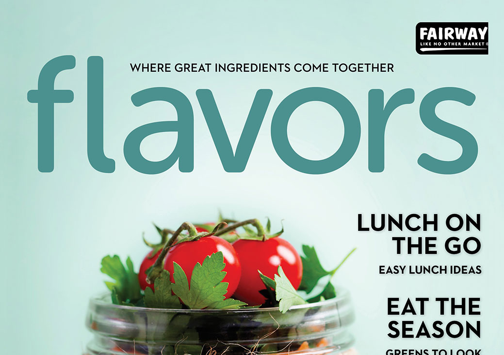 Fairway Market Flavors Spring/Summer 2017 Magazine