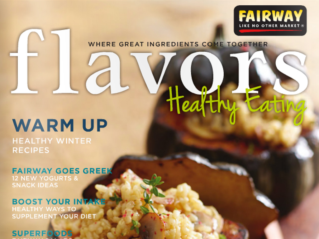 Fairway Market Flavors Healthy Eating Magazine